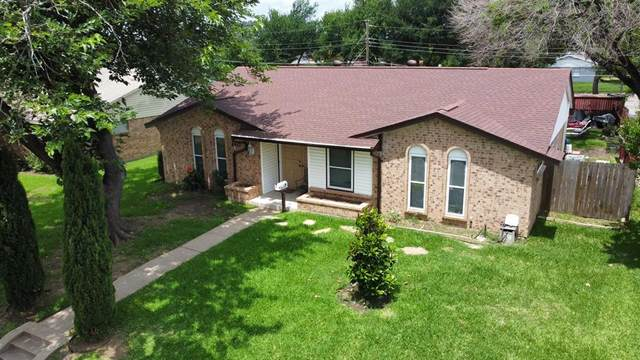 2417 Lovell Drive, Mesquite, TX 75150 (MLS #14592011) :: Real Estate By Design