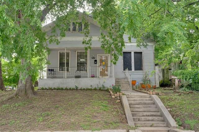 903 N Beckley Avenue, Dallas, TX 75203 (MLS #14592013) :: The Hornburg Real Estate Group