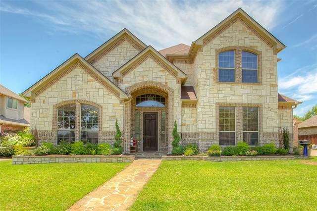 1111 Chesapeake Drive, Mansfield, TX 76063 (MLS #14592031) :: Front Real Estate Co.