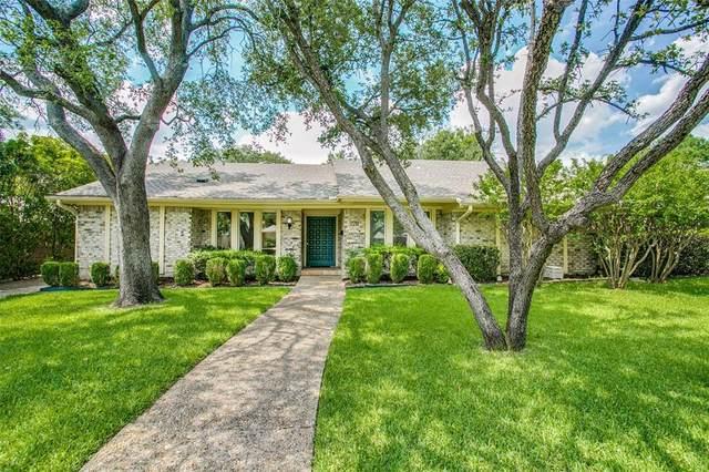 2711 Quail Ridge Drive, Carrollton, TX 75006 (MLS #14592055) :: The Good Home Team