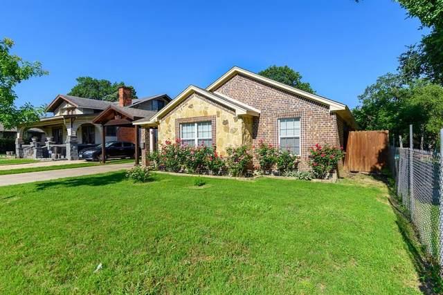 1711 Arizona Avenue, Dallas, TX 75216 (MLS #14592063) :: RE/MAX Pinnacle Group REALTORS