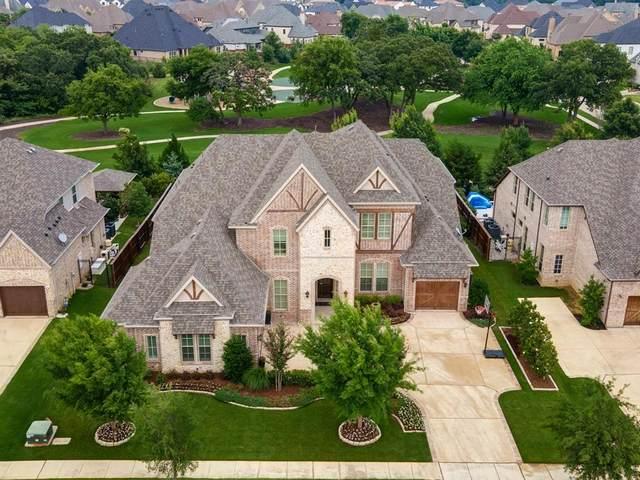 812 Lake Carillon Lane, Southlake, TX 76092 (MLS #14592086) :: Keller Williams Realty