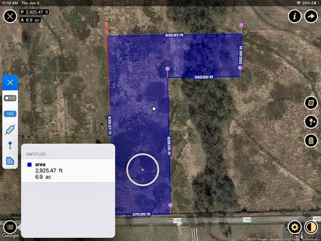 00000 County Road 1100, Brashear, TX 75420 (MLS #14592109) :: Real Estate By Design