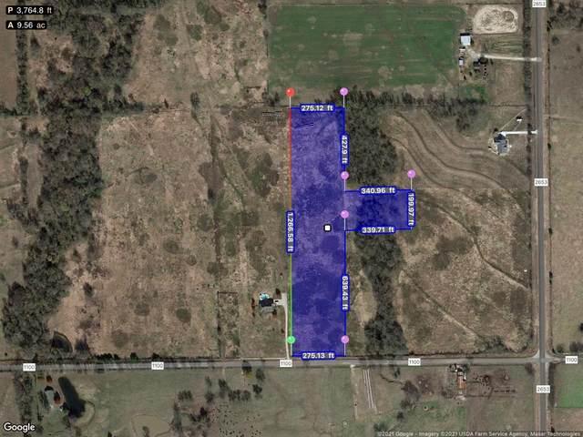 000000 County Road 1100, Brashear, TX 75420 (MLS #14592126) :: Real Estate By Design