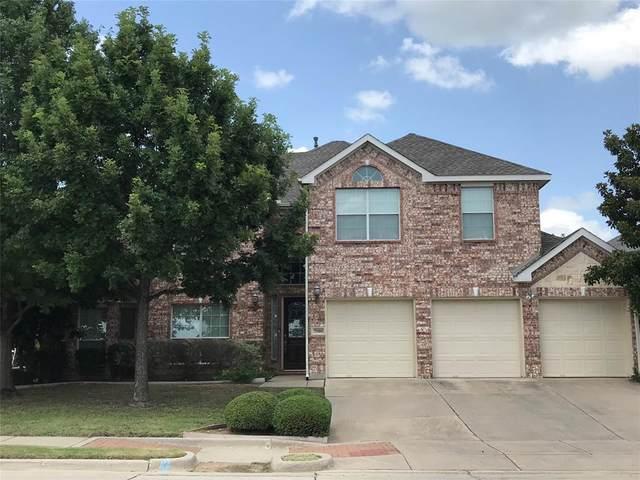7501 Valley Stream Road, Denton, TX 76208 (MLS #14592204) :: The Chad Smith Team