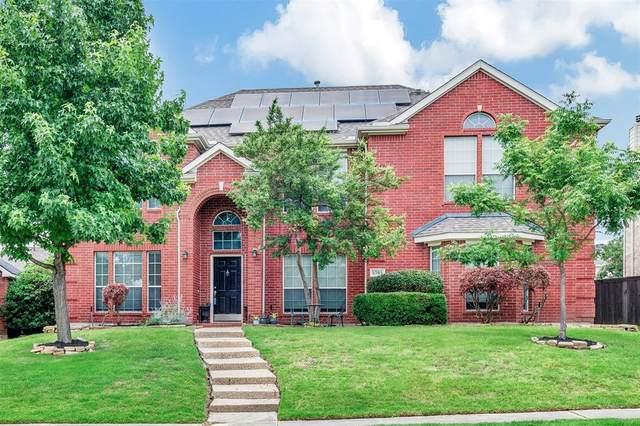 5705 Blazing Star Road, Frisco, TX 75036 (MLS #14592208) :: Wood Real Estate Group