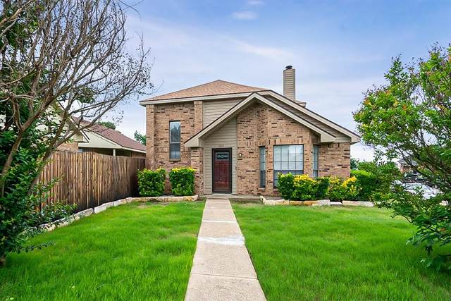 1602 Doubletree Drive, Mesquite, TX 75149 (MLS #14592224) :: Real Estate By Design