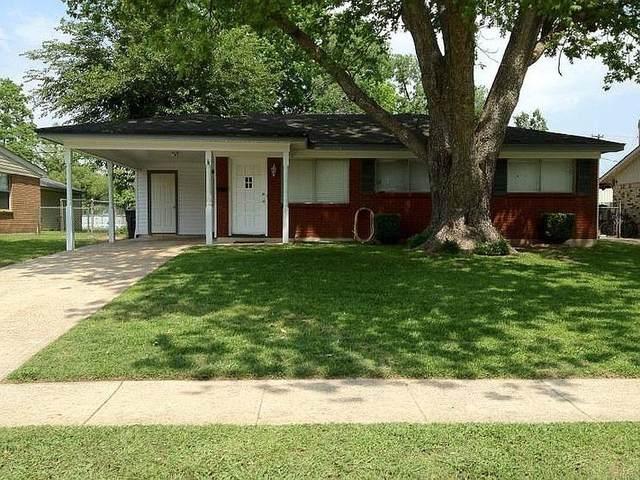 1707 Fox Street, Bossier City, LA 71112 (MLS #14592252) :: Real Estate By Design