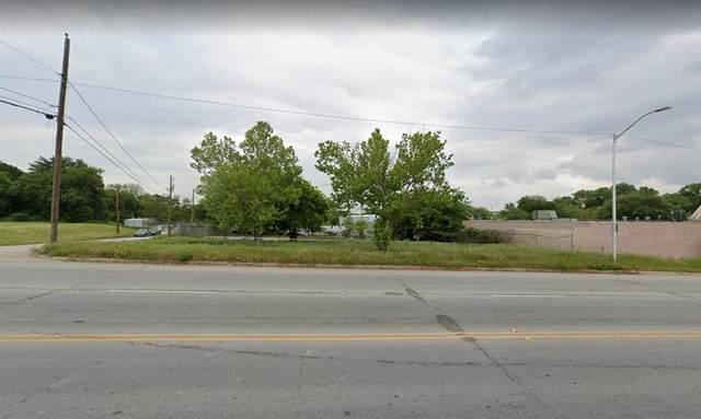 1001 Riverside Drive, Fort Worth, TX 76111 (MLS #14592258) :: The Daniel Team
