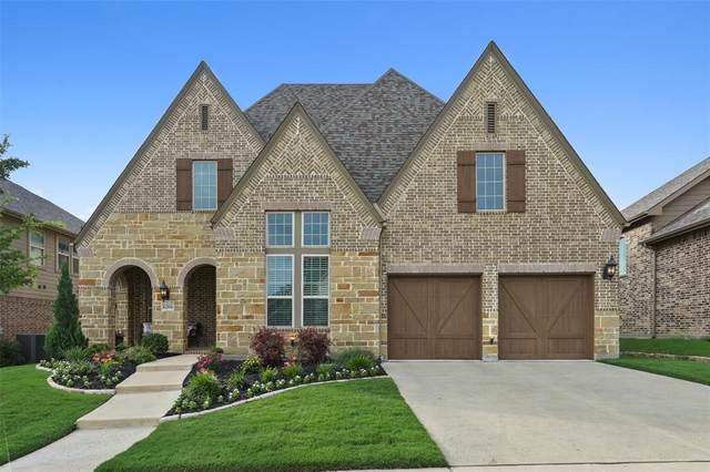 6204 Prairie Brush Trail, Northlake, TX 76226 (MLS #14592276) :: Real Estate By Design