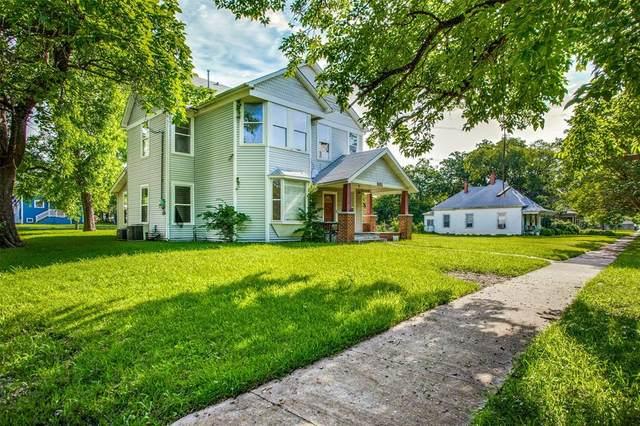 931 W Chestnut Street, Denison, TX 75020 (MLS #14592297) :: Trinity Premier Properties