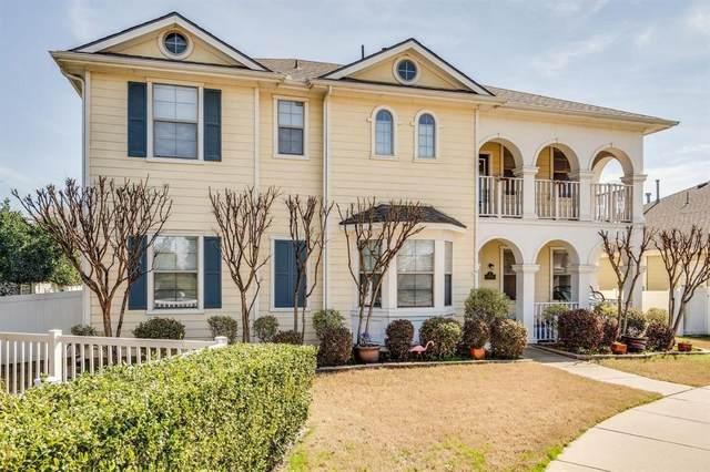 1120 Haley Court, Savannah, TX 76227 (MLS #14592313) :: Real Estate By Design