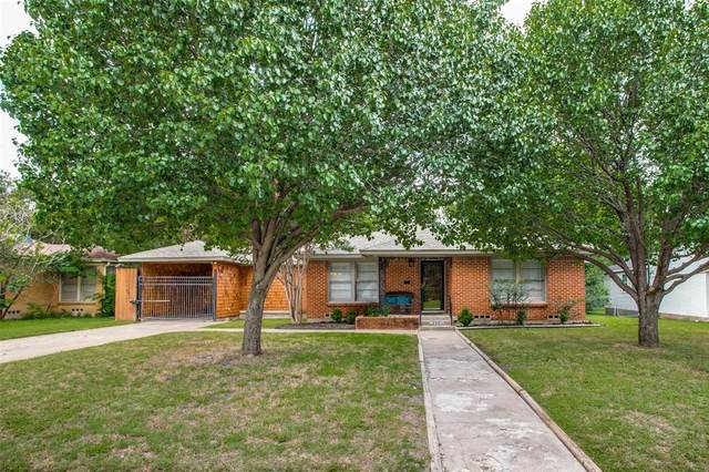 4240 Winfield Avenue, Fort Worth, TX 76109 (MLS #14592365) :: Real Estate By Design