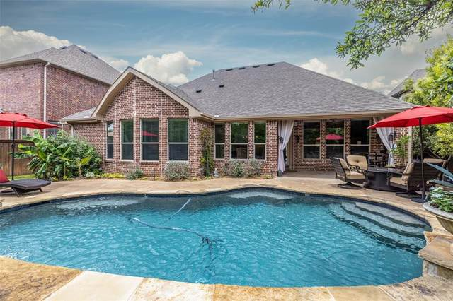 2528 Kensington Lane, Trophy Club, TX 76262 (MLS #14592375) :: Real Estate By Design