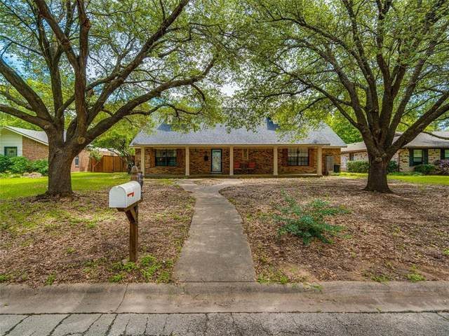 605 Sunset Drive, Cleburne, TX 76033 (MLS #14592410) :: Potts Realty Group