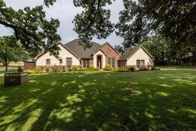 245 Spring Creek Court, Paradise, TX 76073 (MLS #14592436) :: Real Estate By Design