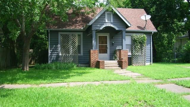 106 W Lampasas Street, Ennis, TX 75119 (MLS #14592452) :: 1st Choice Realty