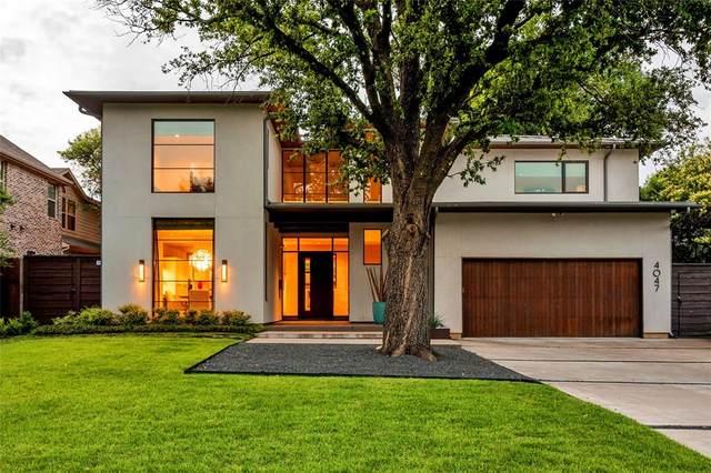 4047 Lomita Lane, Dallas, TX 75220 (MLS #14592471) :: VIVO Realty