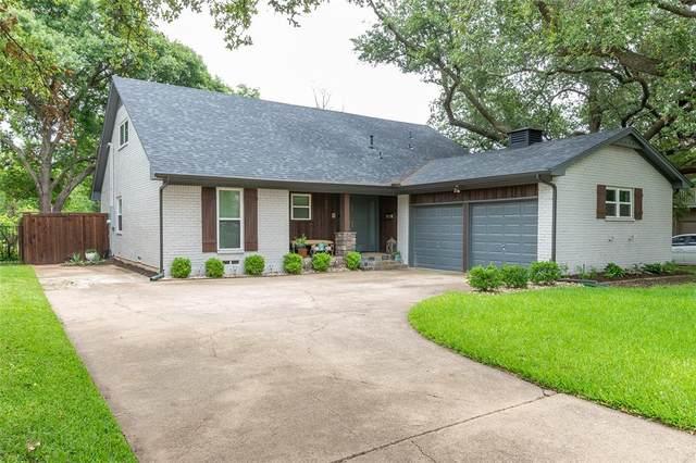 503 S Cottonwood Drive, Richardson, TX 75080 (MLS #14592478) :: Real Estate By Design