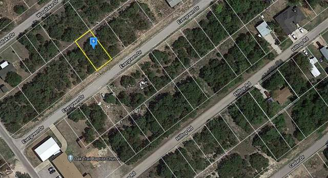 3608 Evergreen Drive, Granbury, TX 76048 (MLS #14592483) :: Craig Properties Group
