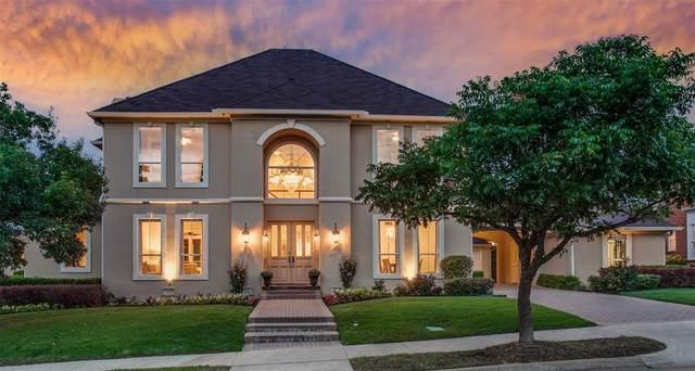 1504 Nelson Drive, Irving, TX 75038 (MLS #14592509) :: VIVO Realty