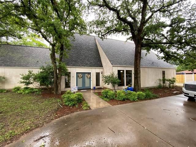 2322 Wisteria Street, Stephenville, TX 76401 (MLS #14592527) :: The Hornburg Real Estate Group