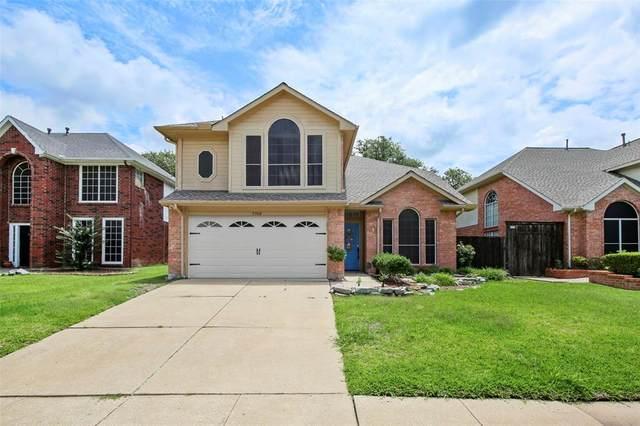 2308 Old Hickory Lane, Flower Mound, TX 75028 (MLS #14592554) :: Real Estate By Design