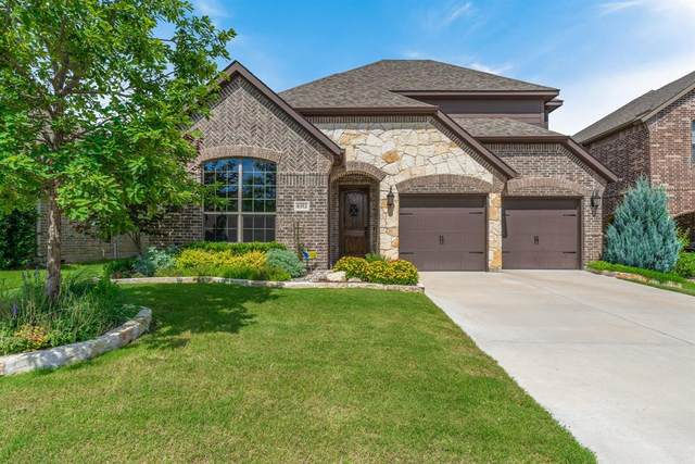 8352 Blue Periwinkle Lane, Fort Worth, TX 76123 (MLS #14592567) :: Front Real Estate Co.