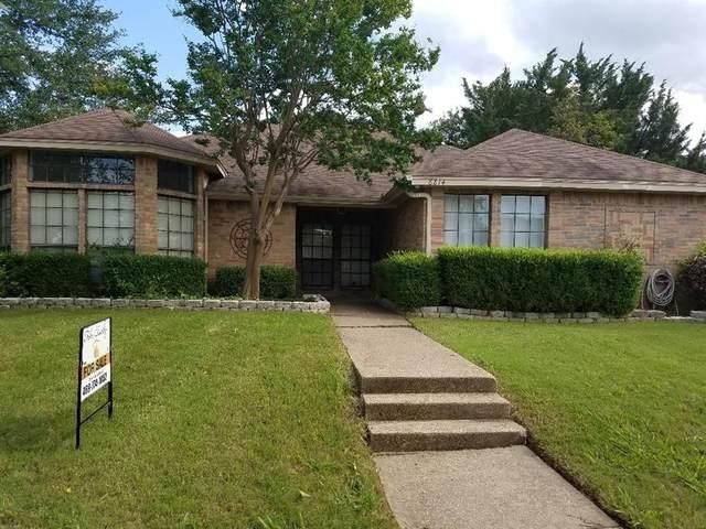 8814 Pine Forest Drive, Rowlett, TX 75088 (MLS #14592603) :: Craig Properties Group