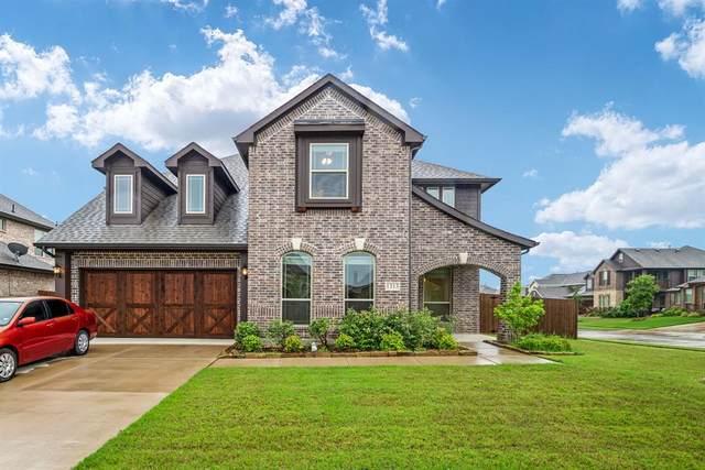 1313 Bridgeport Drive, Anna, TX 75409 (MLS #14592629) :: Real Estate By Design
