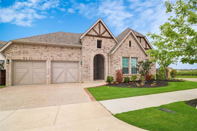 4622 Magnolia Park Drive, Arlington, TX 76005 (MLS #14592675) :: RE/MAX Pinnacle Group REALTORS