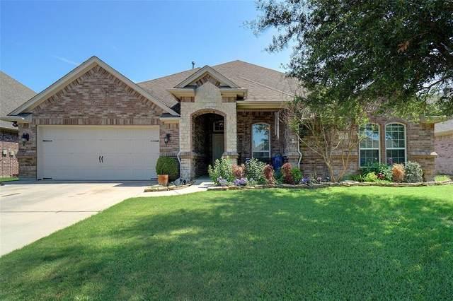 4041 Brookdale Road, Benbrook, TX 76116 (MLS #14592678) :: Rafter H Realty