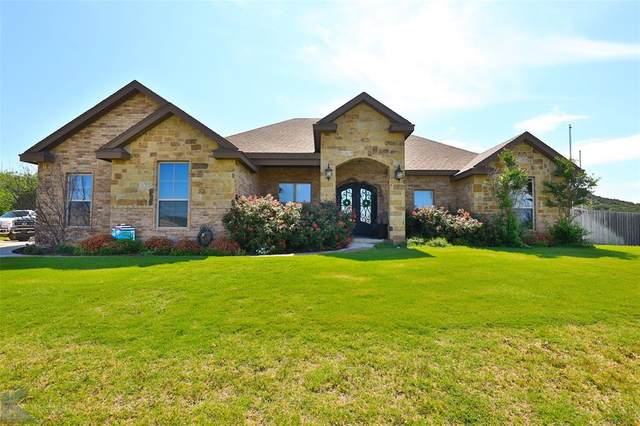 133 Zachry Avenue, Tuscola, TX 79562 (MLS #14592737) :: The Russell-Rose Team