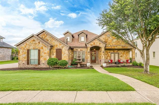 1001 Crown Valley Drive, Weatherford, TX 76087 (MLS #14592743) :: Potts Realty Group