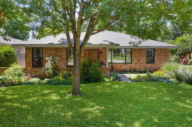 9808 Fitzroy Drive, Dallas, TX 75238 (MLS #14592761) :: The Russell-Rose Team
