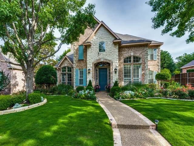5599 Widgeon Way, Frisco, TX 75034 (MLS #14592783) :: The Kimberly Davis Group