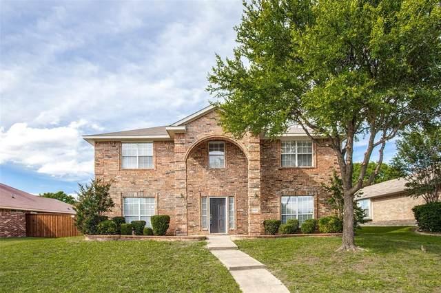 1407 Dearborn Road, Allen, TX 75002 (MLS #14592838) :: Real Estate By Design