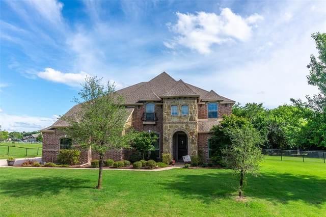 2757 Oakwood Drive, Celina, TX 75009 (MLS #14592873) :: Real Estate By Design