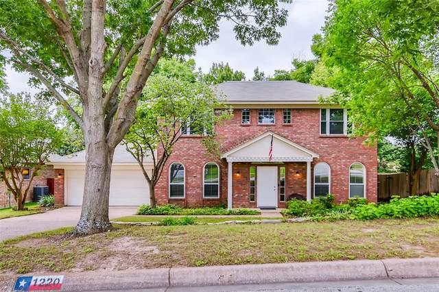 1220 Trinity Drive, Benbrook, TX 76126 (MLS #14592880) :: Potts Realty Group
