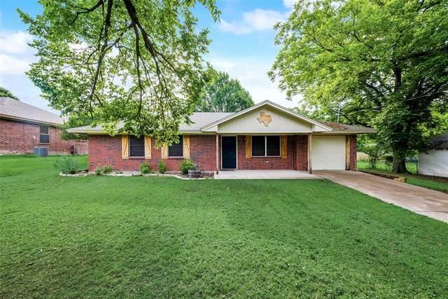 1406 Franklin Street, Weatherford, TX 76086 (MLS #14592892) :: The Kimberly Davis Group