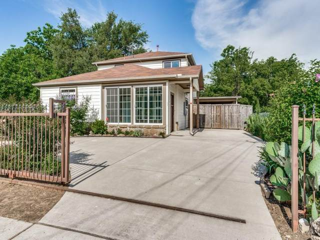 3327 Herbert Street, Dallas, TX 75212 (MLS #14592893) :: Real Estate By Design