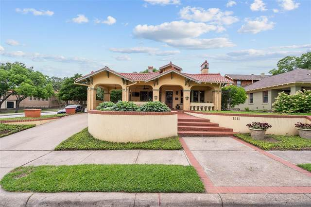 1700 Berkeley Place, Fort Worth, TX 76110 (MLS #14592938) :: Russell Realty Group