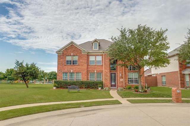 1720 Tulare Drive, Allen, TX 75002 (MLS #14592959) :: Team Hodnett