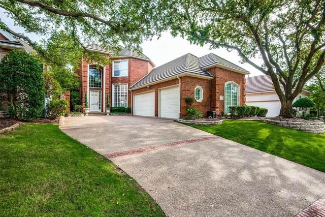 2 Woodcreek Lane, Frisco, TX 75034 (MLS #14592966) :: The Mitchell Group