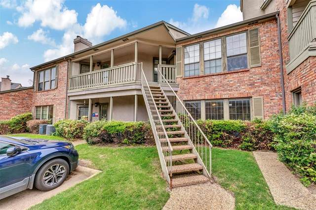 3101 Townbluff Drive #313, Plano, TX 75075 (MLS #14592980) :: Real Estate By Design