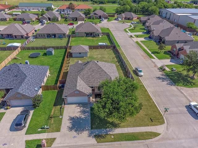 1024 Porter Place, Sanger, TX 76266 (MLS #14592982) :: The Mauelshagen Group