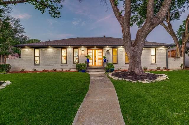 4873 Fallon Place, Dallas, TX 75227 (MLS #14593005) :: Real Estate By Design