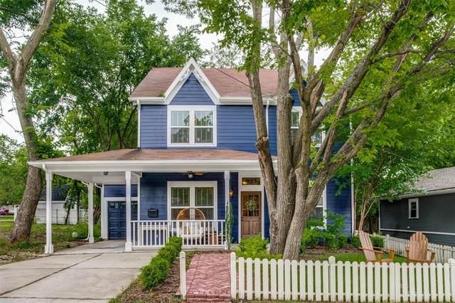 803 W Virginia Street, Mckinney, TX 75069 (MLS #14593023) :: VIVO Realty