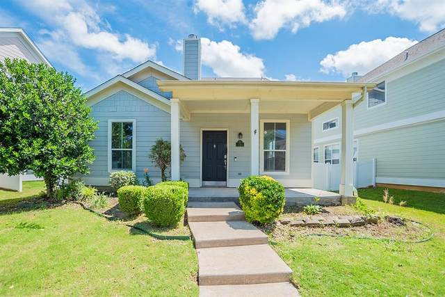 1310 Oakcrest Drive, Providence Village, TX 76227 (MLS #14593042) :: Wood Real Estate Group