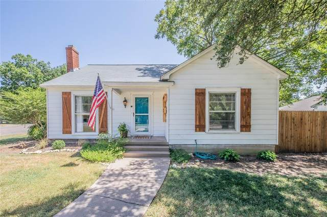 501 Bellevue Drive, Cleburne, TX 76033 (MLS #14593051) :: Potts Realty Group